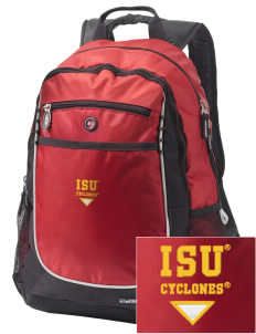 Iowa State University Cyclones Embroidered OGIO Carbon Backpack