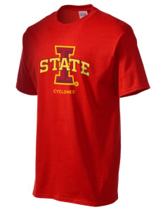 Iowa State University Cyclones Men's Essential T-Shirt