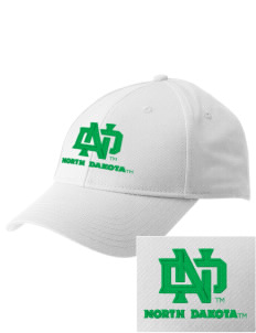 University of North Dakota Athletics  Embroidered New Era Adjustable Structured Cap
