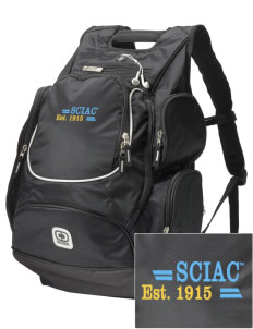 SCIAC Est. 1915  Embroidered OGIO Bounty Hunter Backpack