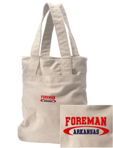 Foreman Embroidered Alternative The Berkeley Tote