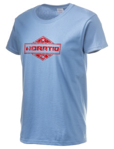 Horatio Women's 6.1 oz Ultra Cotton T-Shirt