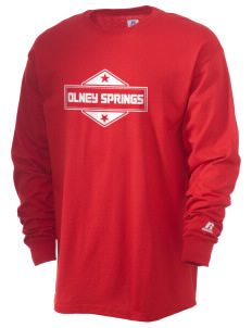 Olney Springs  Russell Men's Long Sleeve T-Shirt
