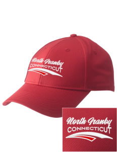 North Granby  Embroidered New Era Adjustable Structured Cap