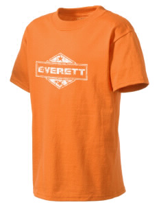 Everett Kid's Lightweight T-Shirt