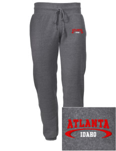 Atlanta Embroidered Alternative Men's 6.4 oz Costanza Gym Pant