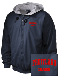 Fruitland Embroidered Holloway Men's Hooded Jacket