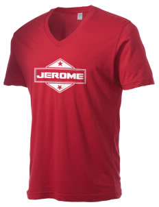 Jerome Alternative Men's 3.7 oz Basic V-Neck T-Shirt