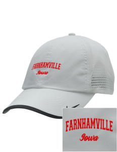 Farnhamville Embroidered Nike Dri-FIT Swoosh Perforated Cap