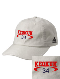 Keokuk Embroidered adidas Relaxed Cresting Cap