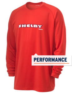 Shelby Men's Ultimate Performance Long Sleeve T-Shirt
