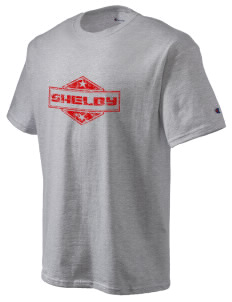 Shelby Champion Men's Tagless T-Shirt