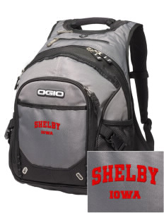 Shelby Embroidered OGIO Fugitive Backpack