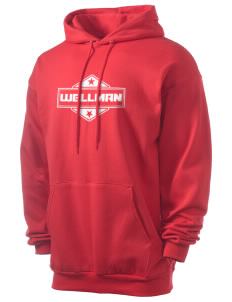 Wellman Men's 7.8 oz Lightweight Hooded Sweatshirt