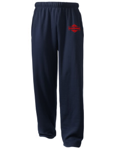Wyoming  Holloway Arena Open Bottom Sweatpants