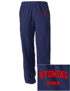 Wyoming Embroidered Holloway Men's Flash Warmup Pants