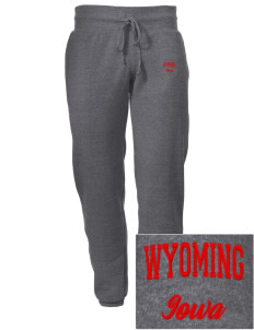 Wyoming Embroidered Alternative Men's 6.4 oz Costanza Gym Pant