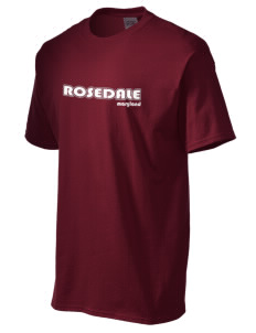 Rosedale Men's Essential T-Shirt