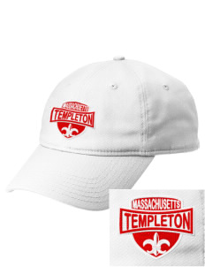 Templeton  Embroidered New Era Adjustable Unstructured Cap