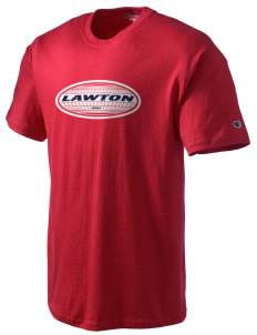 Lawton Champion Men's Tagless T-Shirt