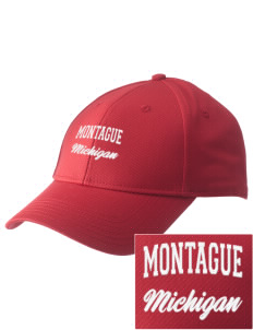 Montague  Embroidered New Era Adjustable Structured Cap