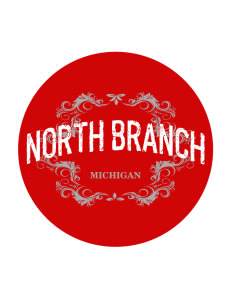 North Branch Sticker