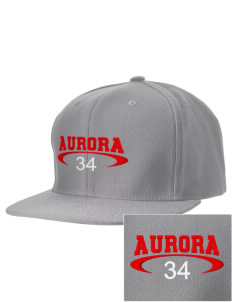 Aurora Embroidered D-Series Cap