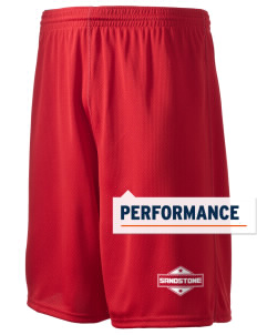 "Sandstone Holloway Men's Speed Shorts, 9"" Inseam"