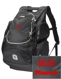 Walker  Embroidered OGIO Bounty Hunter Backpack