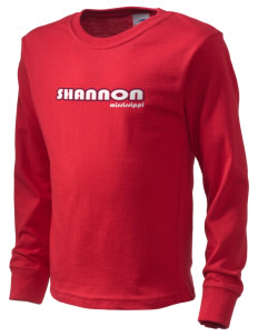 Shannon  Kid's Long Sleeve T-Shirt