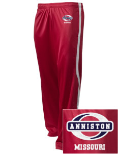 Anniston Embroidered Holloway Men's Tricotex Warm Up Pants