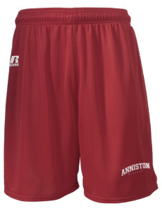 "Anniston  Russell Men's Mesh Shorts, 7"" Inseam"