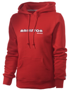 Anniston Russell Women's Pro Cotton Fleece Hooded Sweatshirt
