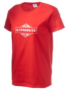 Cairo Women's 6.1 oz Ultra Cotton T-Shirt