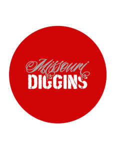 Diggins Sticker