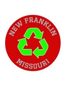 New Franklin Sticker