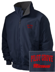 Pilot Grove Embroidered Holloway Men's Tall Jacket