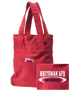 Whiteman AFB Embroidered Alternative The Berkeley Tote