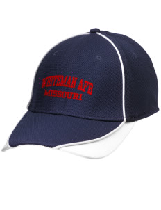 Whiteman AFB Embroidered New Era Contrast Piped Performance Cap