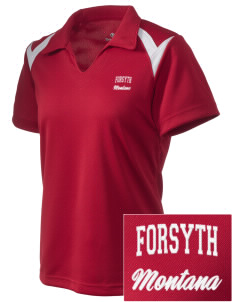 Forsyth Embroidered Holloway Women's Laser Polo