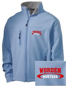 Worden Embroidered Men's Soft Shell Jacket