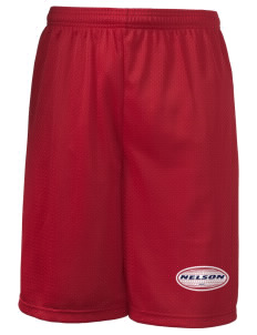 "Nelson Long Mesh Shorts, 9"" Inseam"