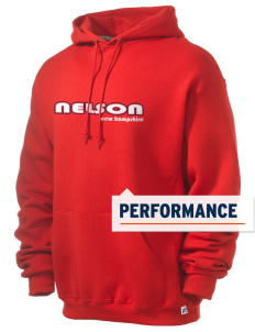 Nelson Russell Men's Dri-Power Hooded Sweatshirt