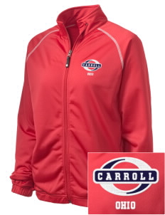 Carroll Embroidered Holloway Women's Attitude Warmup Jacket