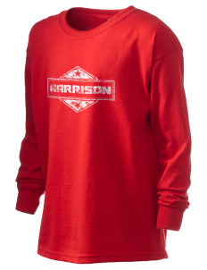 Harrison Kid's 6.1 oz Long Sleeve Ultra Cotton T-Shirt