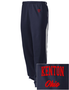 Kenton Embroidered Holloway Men's Pivot Warm Up Pants