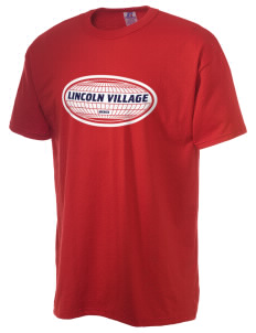 Lincoln Village  Russell Men's NuBlend T-Shirt