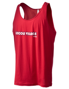 Lincoln Village Men's Jersey Tank