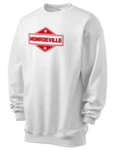 Monroeville Men's 7.8 oz Lightweight Crewneck Sweatshirt