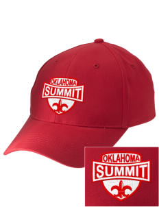 Summit Embroidered Low-Profile Cap